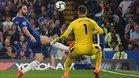 El Chelsea no pasó del empate 2-2 ante el Burnley en Stamford Bridge