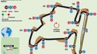 El circuito de Hungaroring del GP de Hungría de F1