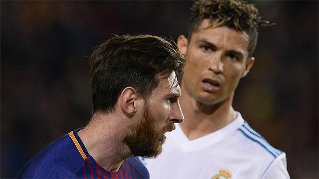 Cristiano zanja su duelo en LaLiga con Messi: Fue un desafío bonito