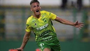 Defensa y Justicia sigue sumando en la Copa Libertadores