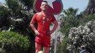 Destrozan parte de la estatua de Alexis en Tocopilla