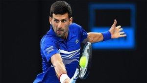 Djokovic, más cerca de su objetivo