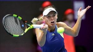 Fácil comienzo de Wozniacki en Estambul
