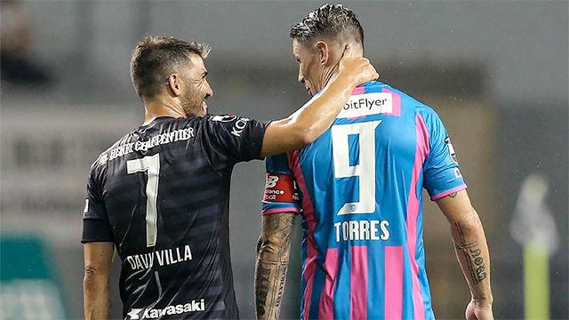 Fernando Torres no pudo despedirse con una victoria