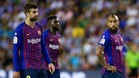 Gerard Piqué tuvo que soportar insultos graves en Valladolid