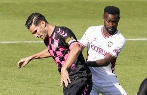Han transcurrido siete jornadas desde la última victoria del Albacete por liga