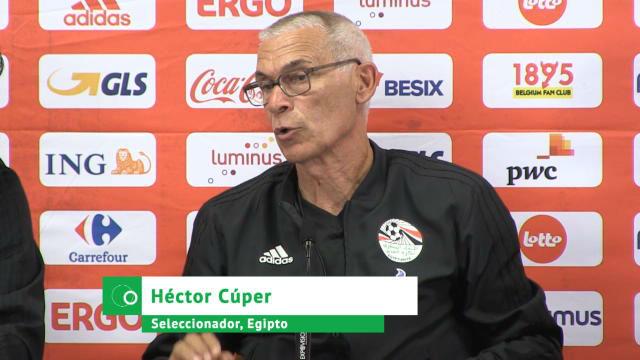 Héctor Cúper contesta a Sergio Ramos