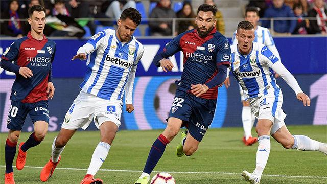 El Huesca gana su último partido el Primera