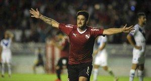 Independiente sacó el triunfo en su último partido del 2020