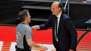Ivanovic ha llevado al Baskonia hasta la final con maestría