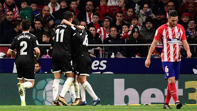LACOPA | Atlético de Madrid - Sevilla (1-2)