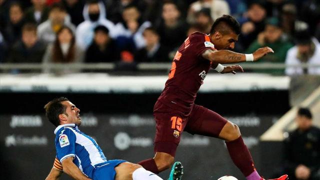 LACOPA | Espanyol - FC Barcelona (1-0): Lesión de Paulinho