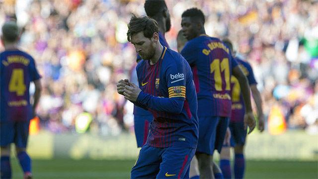 LALIGA | FC Barcelona - Athletic (2-0): El baile de Messi