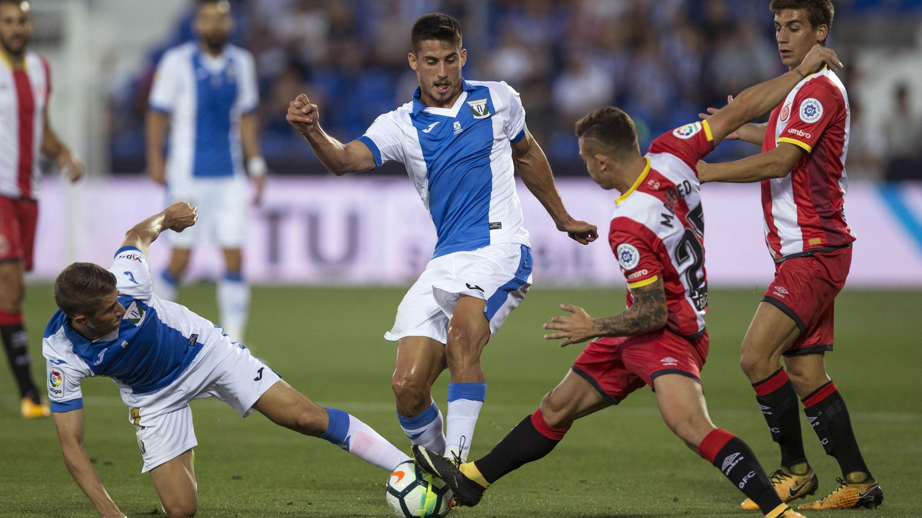 LALIGA   Leganés-Girona (0-0)