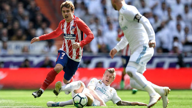 LALIGA | Real Madrid - Atlético de Madrid (1-1)