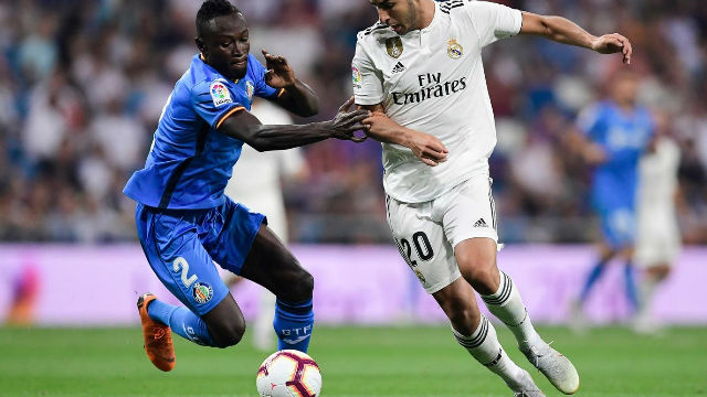 LALIGA | Real Madrid - Getafe (2-0): El tremendo error de Djené que dinamitó las opciones del Getafe
