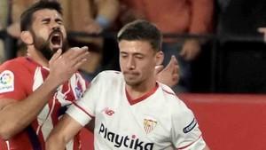 Lenglet, defensa del Sevilla