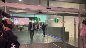 La llegada de Sergiño Dest a Barcelona