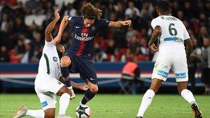 Los grandes clubs como el Barça se pueden reforzar con jugadores como Rabiot