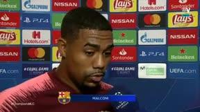 Malcom: Este gol quedará grabado en mi memoria