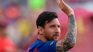 Messi, muy cerca de abandonar el FC Barcelona