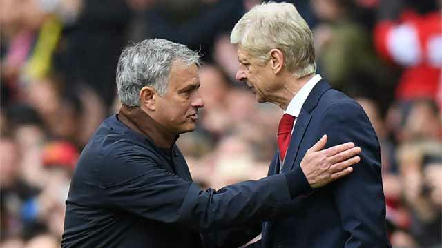 Mourinho rememora su rivalidad con Wenger