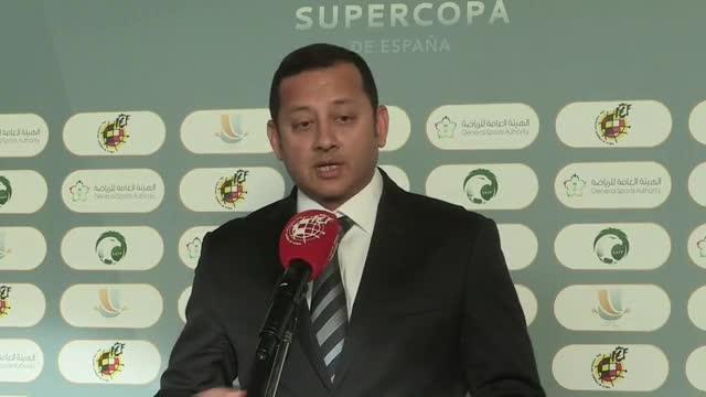 Murthy, sobre la Supercopa de España: No estamos de acuerdo con el reparto económico