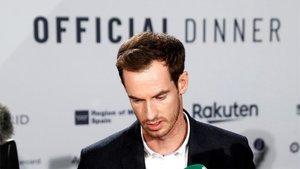 Otro contratiempo para Andy Murray