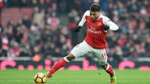 Oxlade-Chamberlain está a punto de cambiar el Arsenal por el Liverpool