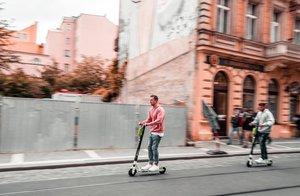 Patinetes, bicis plegables y eléctricas ¡Apúntate a la movilidad eco!
