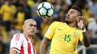 Paulinho, con Brasil