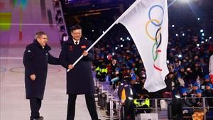 Pekín 2022 tomó el relevo de los próximos Juegos Olímpicos de Invierno
