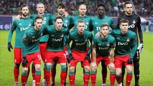 La plantilla del Lokomotiv ya cuenta con cinco positivos