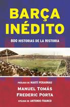 Portada del libro Barça Inédito