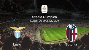 Previa del encuentro: Lazio - Bolonia, duelo en el Stadio Olimpico