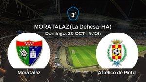 Previa del partido: el Moratalaz recibe en su feudo al Atlético de Pinto