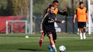 El Real Madrid preparó el duelo ante el Granada