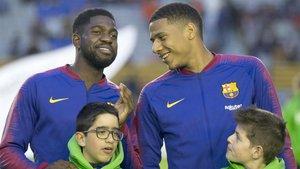 Samuel Umtiti y Jean-Clair Todibo pueden beneficiarse del no de De Ligt al Barça