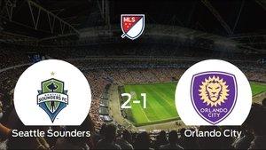 El Seattle Sounders se queda con los tres puntos frente al Orlando City (2-1)