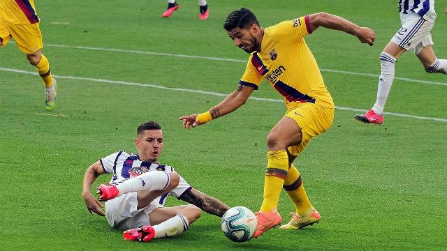 Setién contesta a Suárez: No doy la liga por perdida
