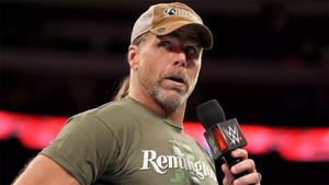 Shawn Michaels, una de las principales estrellas en el Monday Night Raw