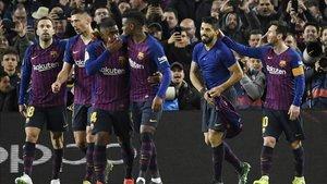 Tras ganar al Atlético llega el reto de Manchester