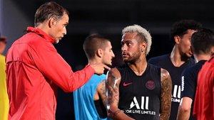 Tuchel no convocará a Neymar hasta que el Caso Neymar no se desencalle