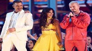 Uno de los momentos de los Premios Grammy 2019