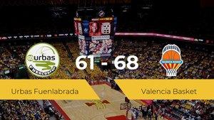 El Valencia Basket consigue la victoria frente al Urbas Fuenlabrada por 61-68