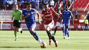 La victoria del Oviedo en la fecha pasada le ha permitido zafarse del descenso