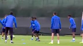 Vuelven Alba y Busquets a los entrenamientos