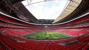 Wembley acogerá varios partidos de la Eurocopa 2020