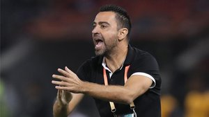 Xavi jugará con su equipo la final de la Copa de Catar