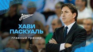 Xavi Pascual afronta una nueva etapa en su carrerqa enrolado en el Zenit de San Petersburgo
